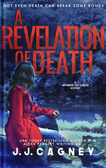 A Revelation of Death (A Reverend Cici Gurule Mystery Book 5)