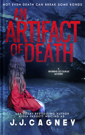 An Artifact of Death (A Reverend Cici Gurule Mystery Book 4)