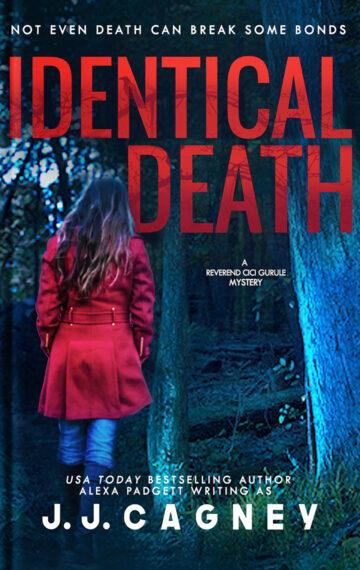 Identical Death (A Reverend Cici Gurule Mystery Book 1)